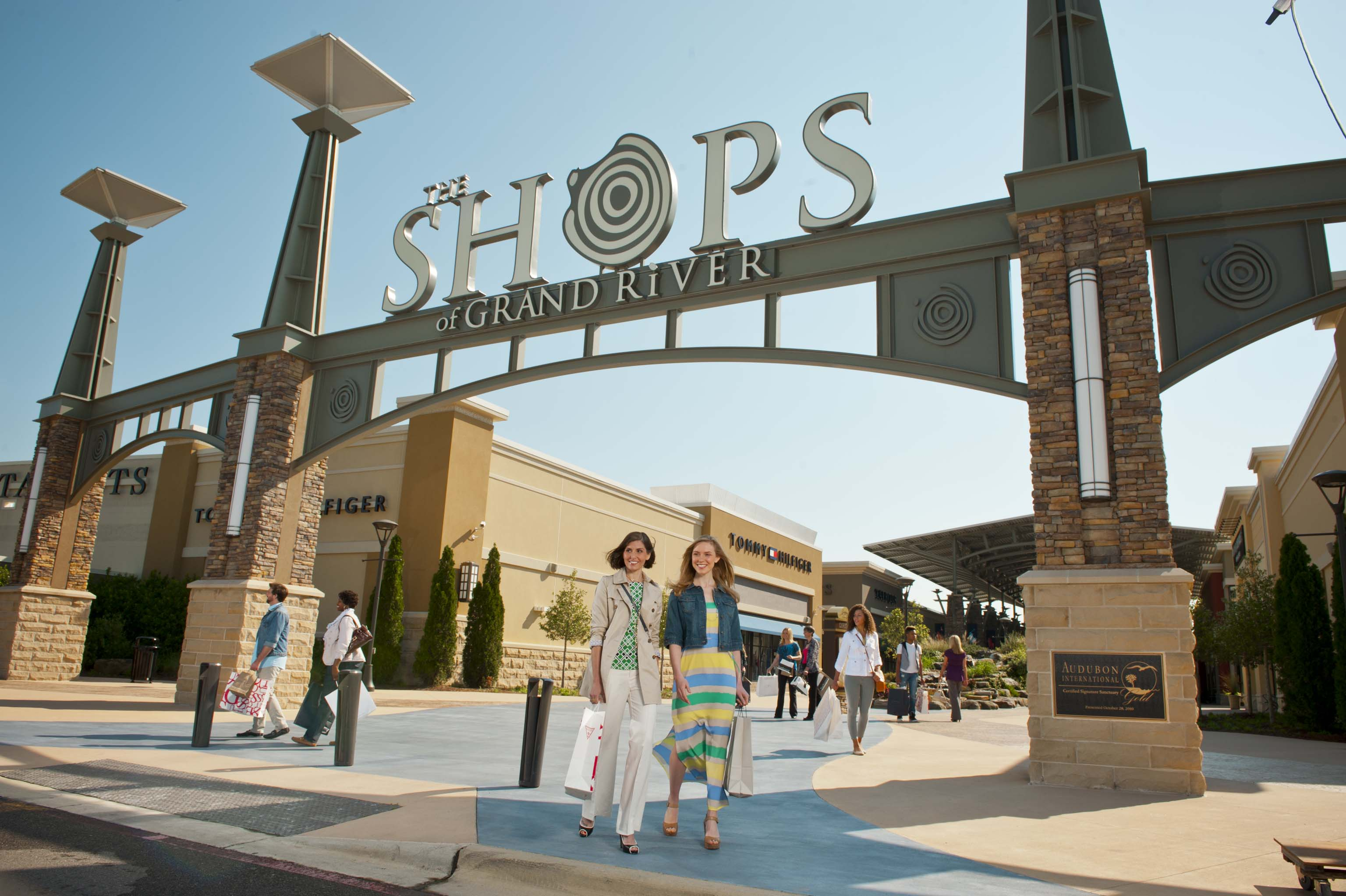 St John's Designer Clothing Outlet The Outlet Shops of Grand